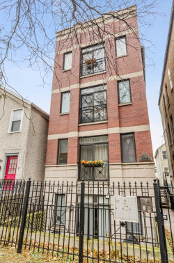 Photo of 2216 N Hamilton Avenue, Unit Number 1, Chicago, IL 60647 (MLS # 10578640)