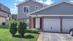 Photo of 50 Terry Drive, Unit Number D, Roselle, IL 60172 (MLS # 10579562)