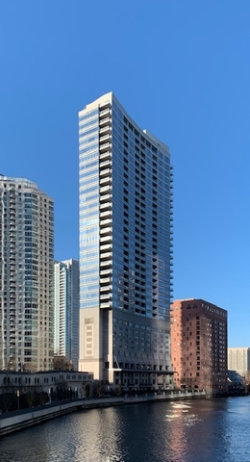 Photo of 333 N Canal Street, Unit Number 3503, Chicago, IL 60606 (MLS # 10587819)