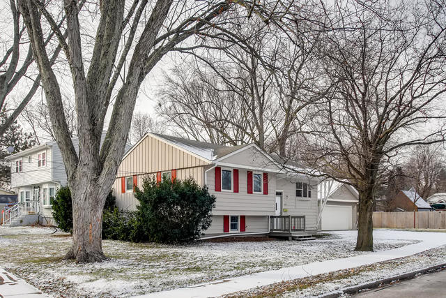 Photo for 407 W Greenwood Avenue, Woodstock, IL 60098 (MLS # 10595335)