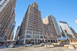 Photo of 6 N Michigan Avenue, Unit Number 1603, Chicago, IL 60602 (MLS # 10605179)