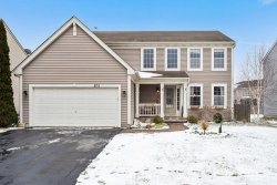 Photo of 875 Dover Street, Pingree Grove, IL 60140 (MLS # 10611833)