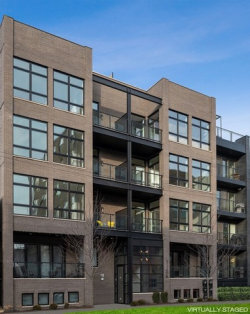 Photo of 1156 W Ohio Street, Unit Number 4W, Chicago, IL 60642 (MLS # 10612946)