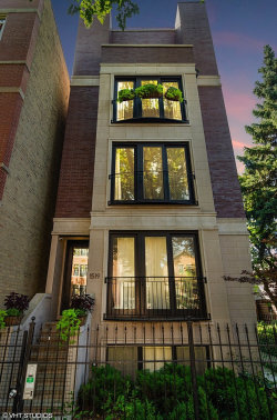 Photo of 1519 W Ohio Street, Unit Number 2, Chicago, IL 60642 (MLS # 10612979)