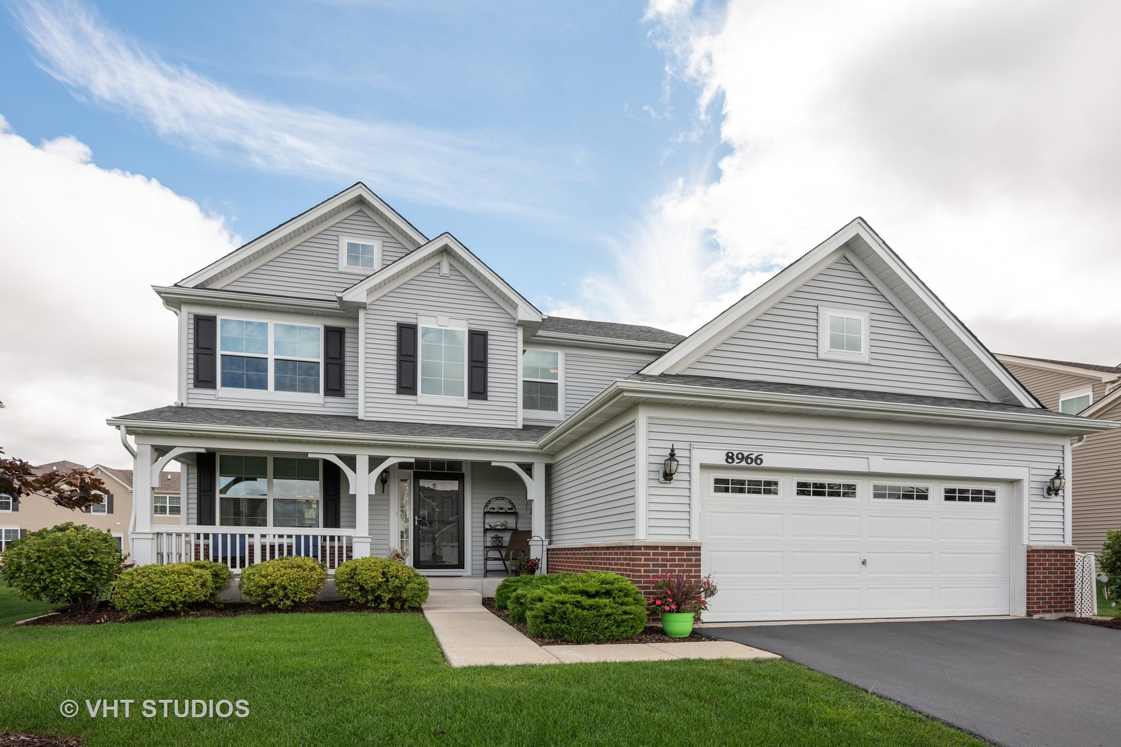 Photo for 8966 Cook Way, Huntley, IL 60142 (MLS # 10613268)