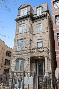 Photo of 844 W Grace Street, Unit Number 2, Chicago, IL 60613 (MLS # 10618034)