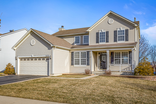 Photo for 3476 Sonoma Circle, Lake In The Hills, IL 60156 (MLS # 10621241)