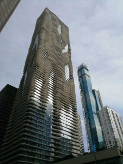 Photo of 225 N Columbus Drive, Unit Number 6207, Chicago, IL 60601 (MLS # 10635316)