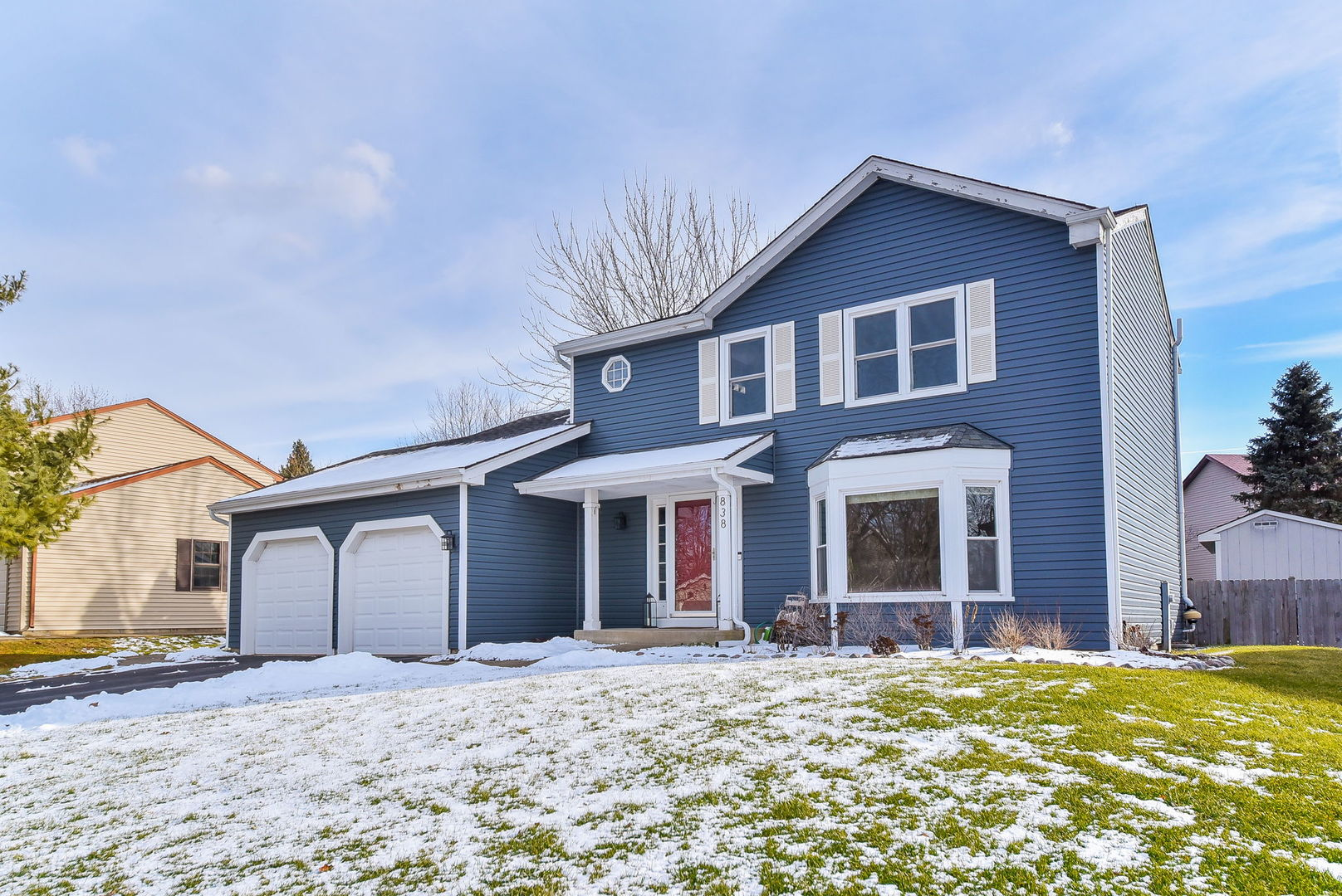 Photo for 838 Stewart Street, Batavia, IL 60510 (MLS # 10636229)