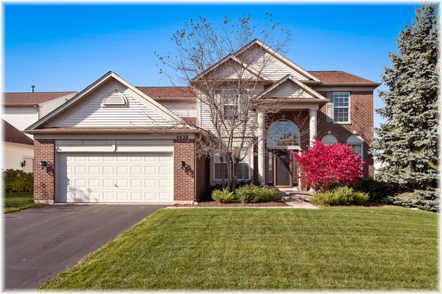 Photo for 4630 Whitehall Lane, Algonquin, IL 60102 (MLS # 10646613)