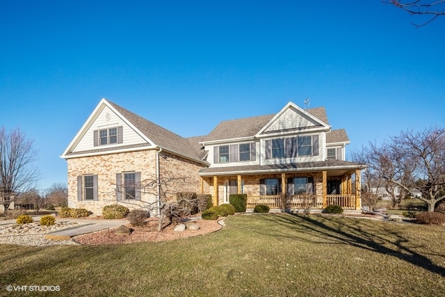 Photo for 19N155 W Woodview Parkway, Hampshire, IL 60140 (MLS # 10662666)