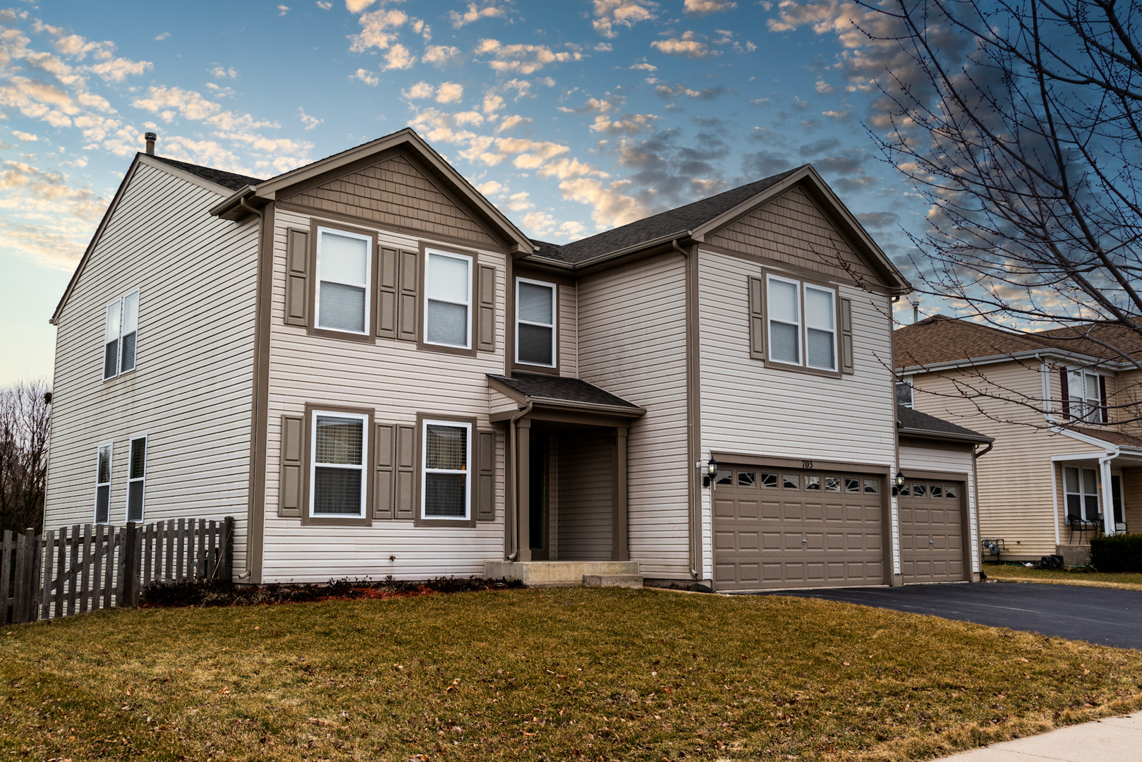 Photo for 703 Spring Drive, Marengo, IL 60152 (MLS # 10669247)