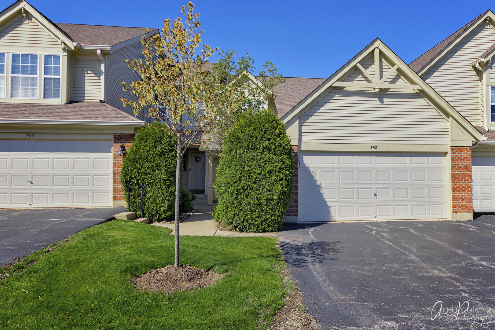 Photo for 558 Portsmith Court, Unit Number 558, Crystal Lake, IL 60014 (MLS # 10674047)