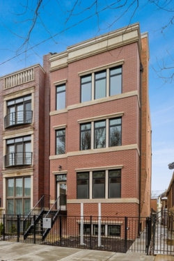 Photo of 1516 W Ohio Street, Unit Number 3, Chicago, IL 60642 (MLS # 10676346)