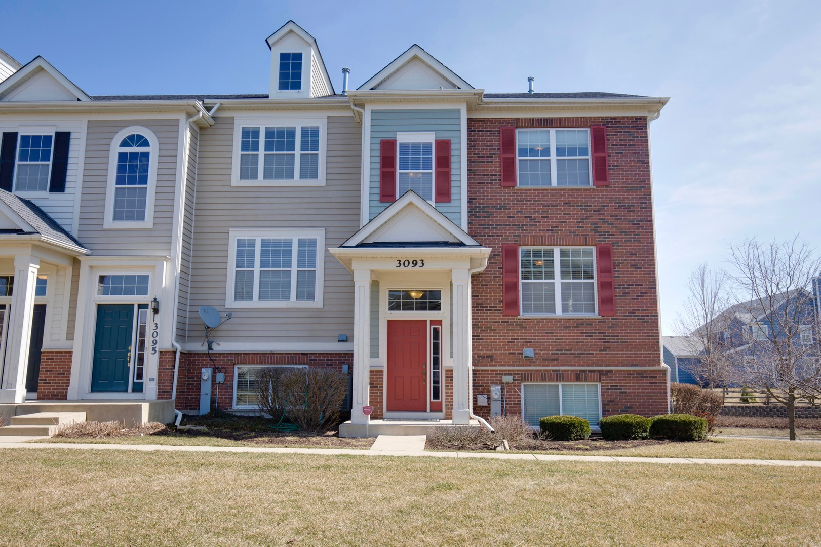Photo for 3093 Valley Falls Street, Unit Number 3093, Elgin, IL 60124 (MLS # 10679884)