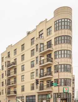 Photo of 520 N Halsted Street, Unit Number 513, Chicago, IL 60642 (MLS # 10761639)