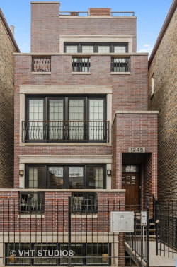 Photo of 1245 N Greenview Avenue, Unit Number 1, Chicago, IL 60642 (MLS # 10764317)