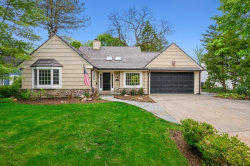 Photo of 2103 Spruce Drive, Glenview, IL 60025 (MLS # 10767987)