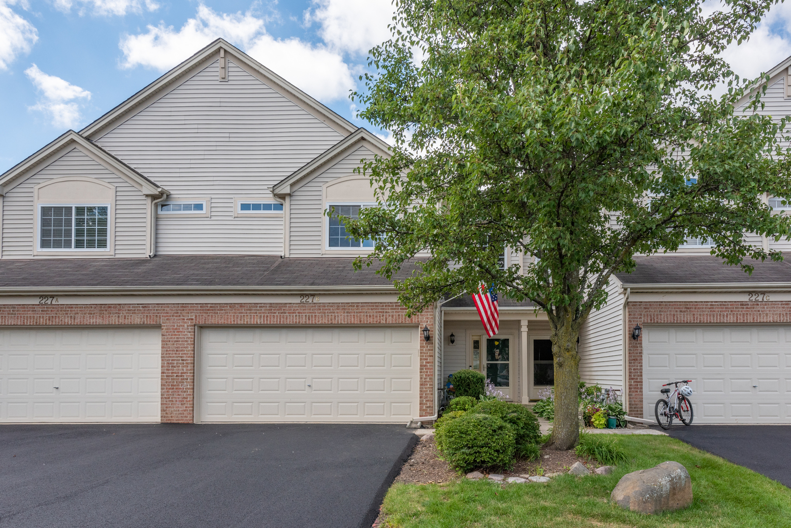 Photo for 227 Nicole Drive, Unit Number B, South Elgin, IL 60177 (MLS # 10794466)
