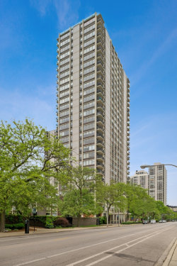 Photo of 1355 N Sandburg Terrace, Unit Number 2404, Chicago, IL 60610 (MLS # 10807153)