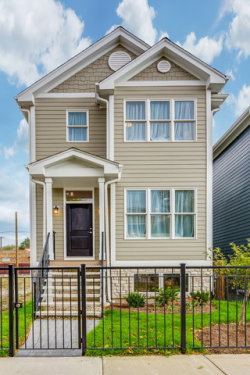 Photo of 3609 N Mozart Street, Chicago, IL 60618 (MLS # 10809948)