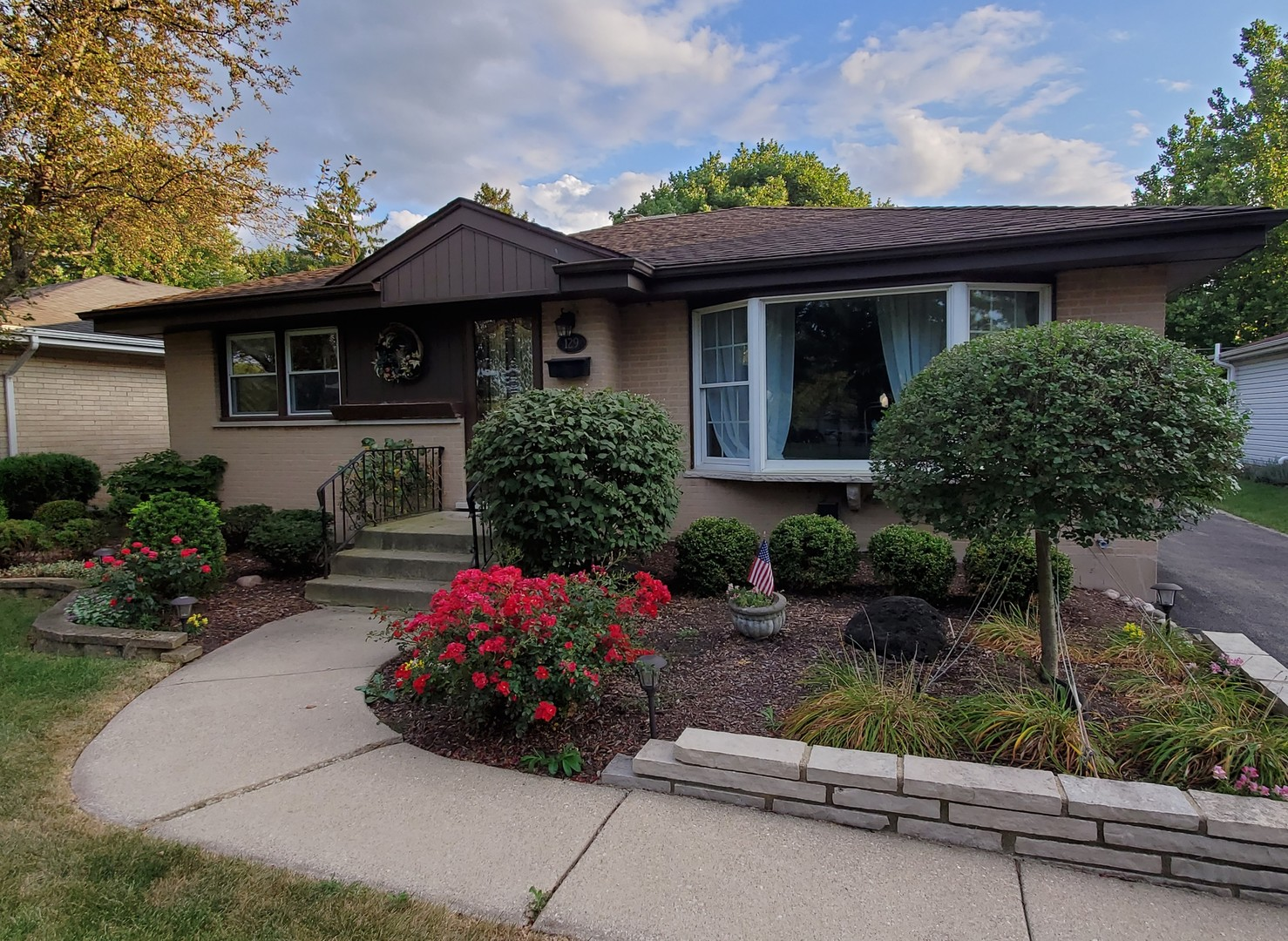 Photo for 129 W Hattendorf Avenue, Roselle, IL 60172 (MLS # 10822767)