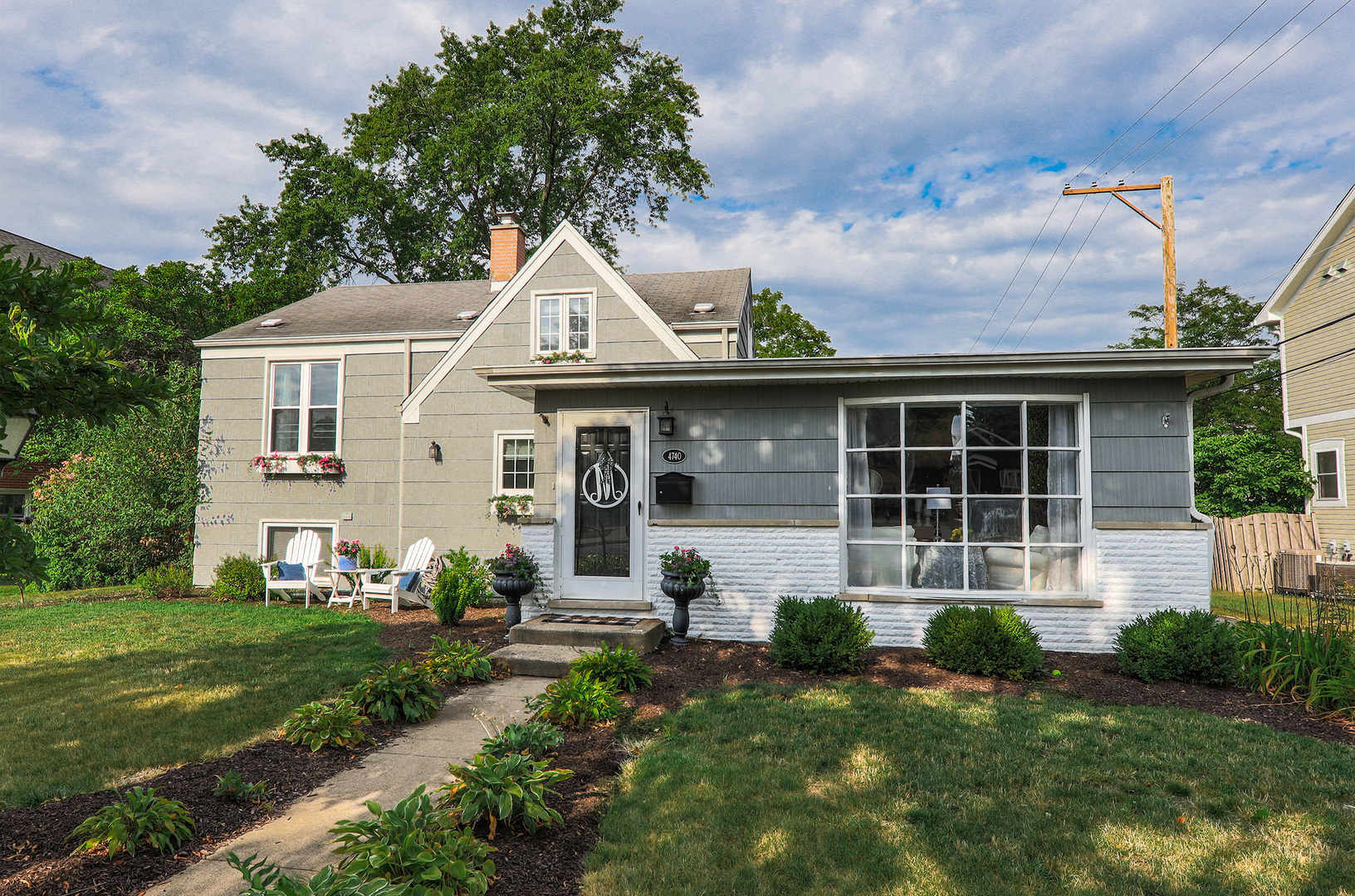 Photo for 4740 Douglas Road, Downers Grove, IL 60515 (MLS # 10860299)