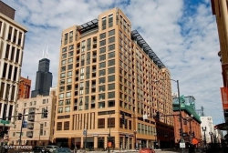 Photo of 520 S State Street, Unit Number 714, Chicago, IL 60605 (MLS # 10876788)