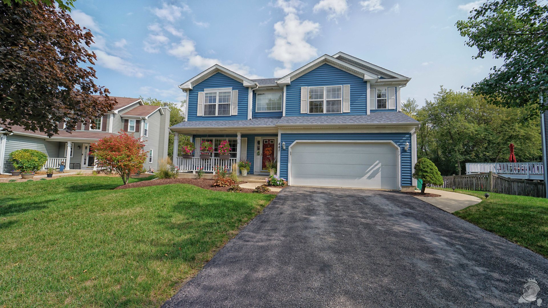 Photo for 441 Bald Eagle Court, Grayslake, IL 60030 (MLS # 10877091)