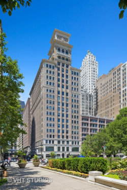 Photo of 6 N Michigan Avenue, Unit Number 1601, Chicago, IL 60602 (MLS # 10880017)