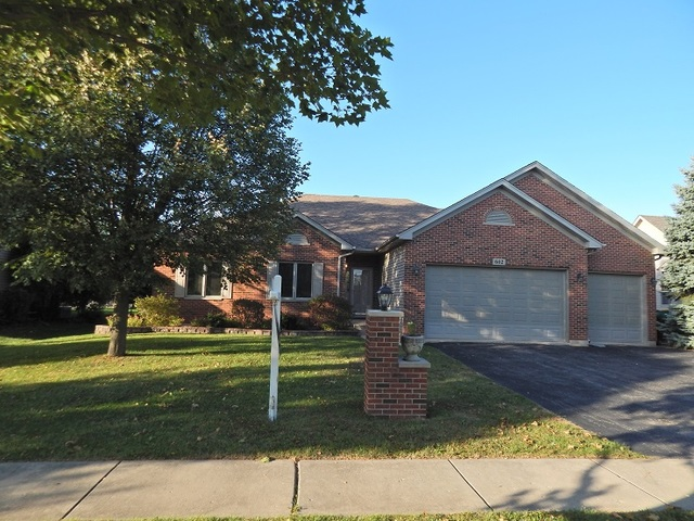 Photo for 602 Clover Circle, Hampshire, IL 60140 (MLS # 10884912)