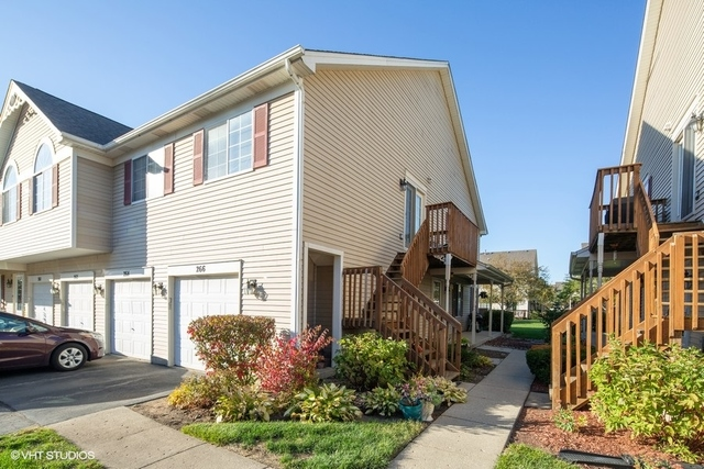 Photo for 266 Village Creek Drive, Unit Number 266, Lake In The Hills, IL 60156 (MLS # 10897161)