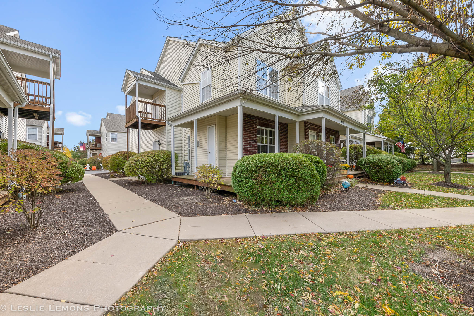 Photo for 530 Clayton Circle, Unit Number 530, Sycamore, IL 60178 (MLS # 10910149)