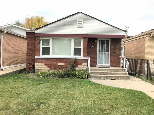 Photo for 8540 S Ingleside Avenue, Chicago, IL 60619 (MLS # 10910163)