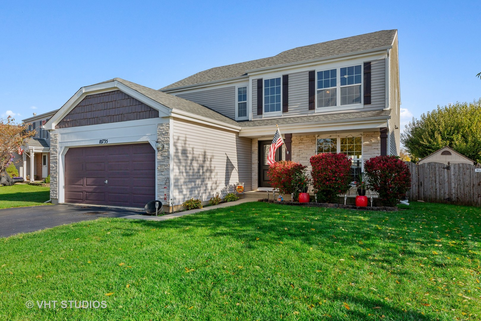 Photo for 10735 Wing Pointe Drive, Huntley, IL 60142 (MLS # 10914796)