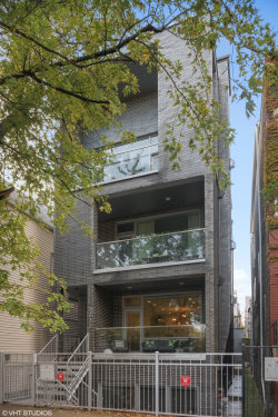 Photo of 1232 N Noble Street, Unit Number 1, Chicago, IL 60642 (MLS # 10921541)