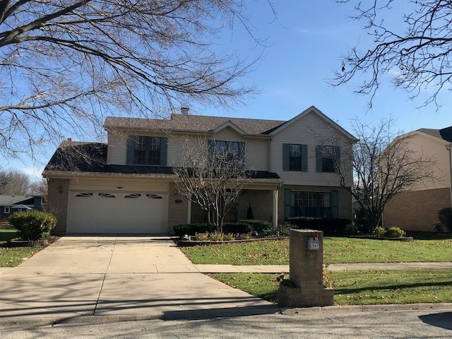 Photo for 6941 Penner Avenue, Downers Grove, IL 60516 (MLS # 10932640)