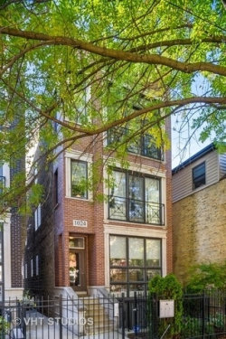 Photo of 1024 N Paulina Street, Unit Number 1, Chicago, IL 60622 (MLS # 10943059)