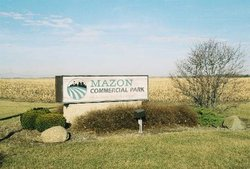 Photo of LOT 5 Industry Parkway, MAZON, IL 60444 (MLS # 08107366)