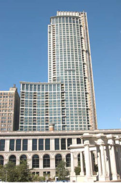Photo of 130 N Garland Court, Unit Number 8-41, CHICAGO, IL 60602 (MLS # 09779805)