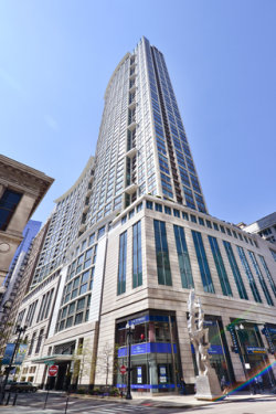 Photo of 130 N Garland Court, Unit Number 3-03, CHICAGO, IL 60602 (MLS # 10053163)