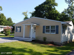Photo of 3319 ARUNDEL ON THE BAY RD, Annapolis, MD 21403 (MLS # AA10009528)