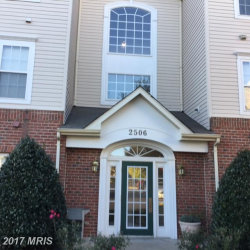 Photo of 2506 AMBER ORCHARD CT W, Unit 302, Odenton, MD 21113 (MLS # AA10083465)