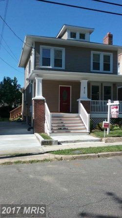 Photo of 410 HUME, Alexandria, VA 22301 (MLS # AX10059513)