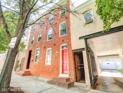 Photo of 305 SOUTH WASHINGTON ST, Baltimore, MD 21231 (MLS # BA10012341)