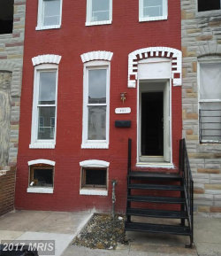 Photo of 337 SMALLWOOD ST, Baltimore, MD 21223 (MLS # BA10033711)