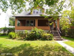 Photo of 5307 CATALPHA RD, Baltimore, MD 21214 (MLS # BA10059650)