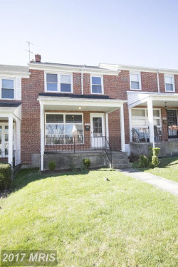 Photo of 1445 WALKER AVE, Baltimore, MD 21239 (MLS # BA10063699)
