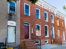 Photo of 2023 MCELDERRY ST, Baltimore, MD 21205 (MLS # BA10063910)