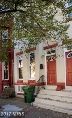 Photo of 2603 BOONE ST, Baltimore, MD 21218 (MLS # BA10063918)